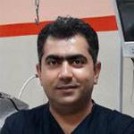 محمد صنعت درمانگر زخم