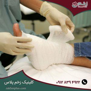 مراقبت از زخم جراحی